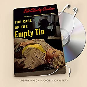 The Case of the Empty Tin Audiobook