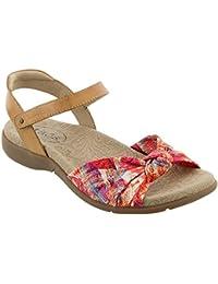 Taos Women's Knotty Leather Sandal