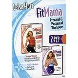 Leisa Hart: Fitmama - Prenatal and Postnatal Pregnancy Workout 2 DVD Set