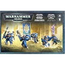 Warhammer 40K: Space Marines - Command Squad