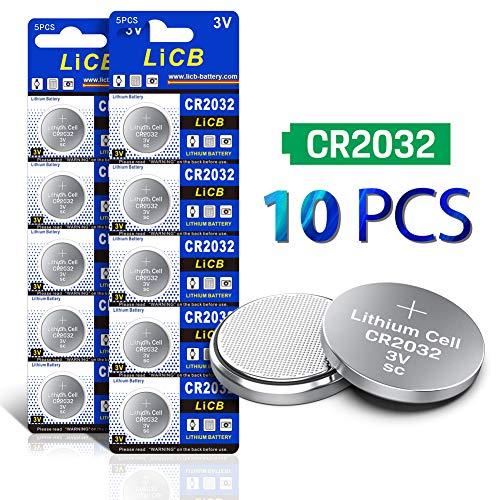 LiCB CR2032 3V Lithium