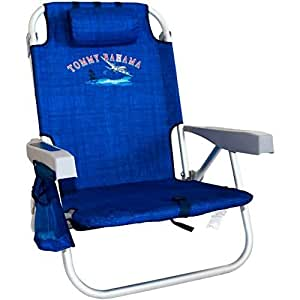 Tommy Bahama Backpack Cooler Chair Blue Amazon Ca