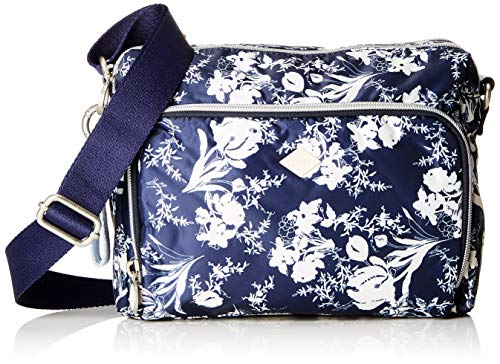 Oilily Shoulderbag e borse Blu blau Shoppers spalla a scuro Mvz Donna Groovy blu rUTwqar