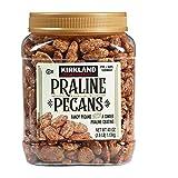 Kirkland Fancy Pecans with Sweet Praline Coating 40 Oz
