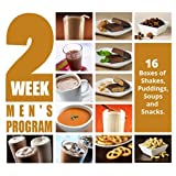 2 Week Men's Weight Loss Program - Healthy Meal Replacement Weight Loss & Healthy Living by New Lifestyle Diet
