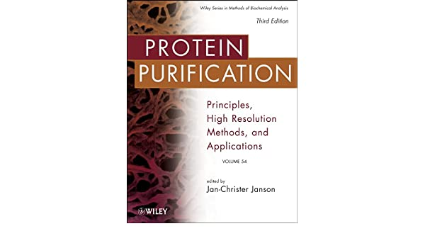 Protein purification principles high resolution methods and protein purification principles high resolution methods and applications 54 methods of biochemical analysis 3 jan christer janson amazon fandeluxe Images