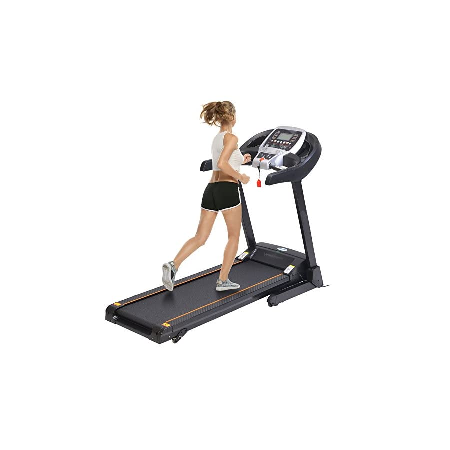 Folding Portable Wireless Intelligent Indoor Commercial Home Treadmill Running Machine