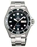 (US) Orient Men's FAA02004B9 Ray II Analog Automatic Silver-Toned Stainless Steel Diving Watch