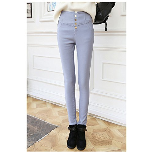 spritechtm-womens-fashion-slim-thickening-high-waist-tight-skinny-flocking-long-pants