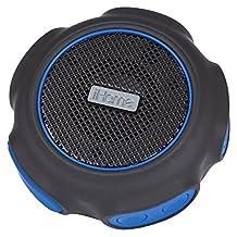 iHome iBT82BLC Bluetooth Headset for Universal, Black/Blue