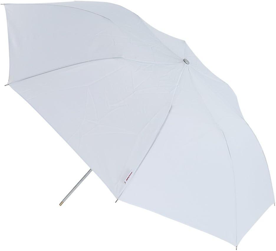White Godox AD-S5 94cm//37 Folding up Soft Reflector Umbrella for Godox Witstro AD200 AD360II AD180 AD360 Flash Speedlite