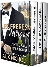 Les Frères Darcy - l'intégrale: coffret de 3 comédies romantiques (French Edit