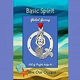 Mermaid Global Giving Handmade Pewter Ornament by Basic Spirit