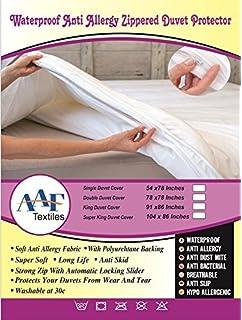 Waterproof Quilt Duvet Protector (Double): Amazon.co.uk: Kitchen ... : quilt protector - Adamdwight.com