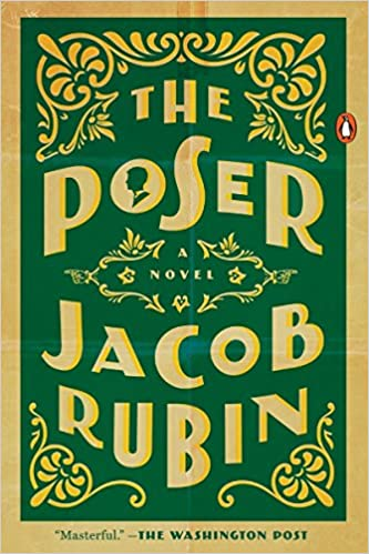 The Poser A Novel Amazon Fr Jacob Rubin Livres Anglais