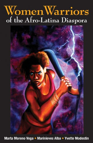 Women Warriors of the Afro-Latina Diaspora (World Vegas Las Mart)