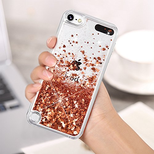 iPod Touch case 6th Generation, iPod Touch 6/5 Glitter ...