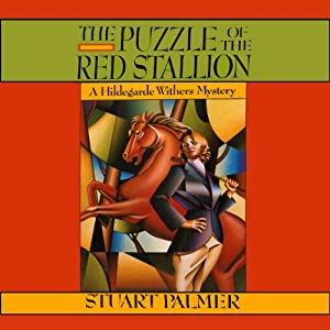 The Puzzle of the Red Stallion Audiobook