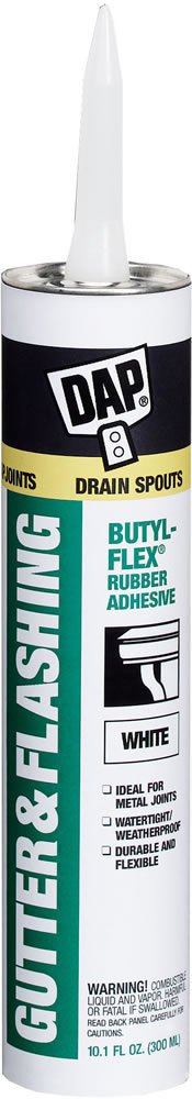 Dap 27062 Butyl-Flex Gutter & Flashing Adhesive