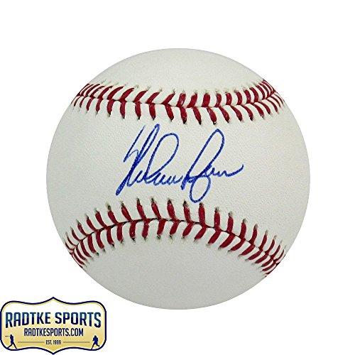 Nolan Ryan Autographed/Signed Official Rawlings Major League (Nolan Ryan Hand Signed Baseball)