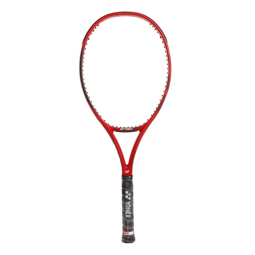 YONEX(ヨネックス) 硬式テニスラケット VCORE 100 18VC100 LG1 フレイムレッド(596) B07FL5K51M