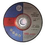 "6""x.045""x7/8"" Depressed Center Thin Cutoff Wheel"