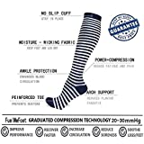 Compression Socks For Men & Women - 3/6 Pairs