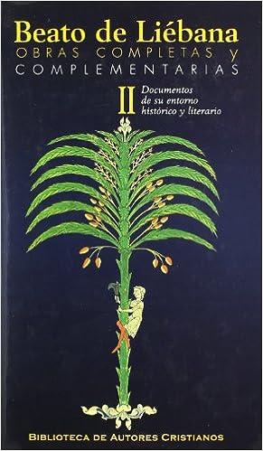 Obras completas y complementarias de Beato de Liébana. II: