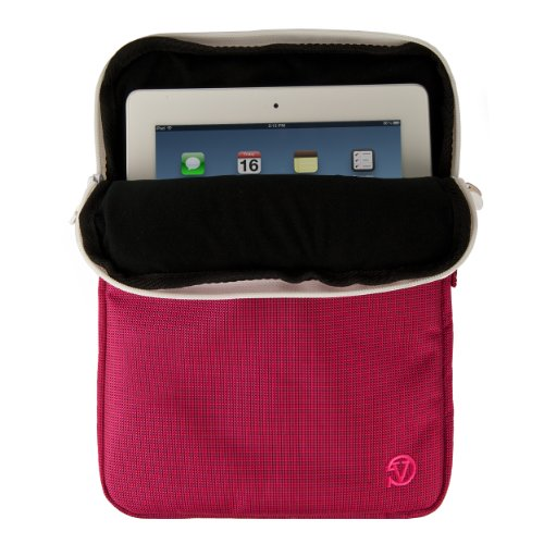 3 Surface 8 10 Tablet for inch Hydei Crossbody VanGoddy Pink Microsoft Handbag CYqxwX