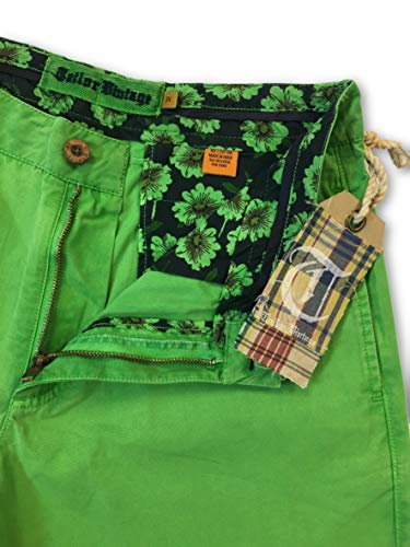 Cotton Green Tailor Shorts In Size W32 Vintage wq77TaxYp