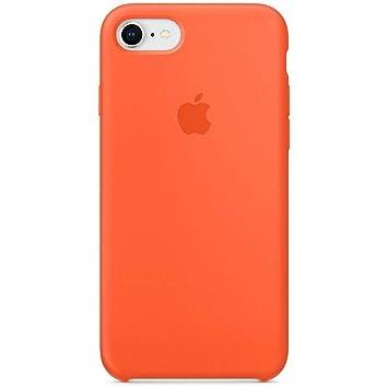 Apple MR682ZM/A Funda iPhone 7 iPhone 8 de Silicona, Color ...