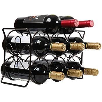 Completely new Amazon.com: Mango Steam 6 Bottle Wine Rack (6 Bottle Wine Rack  CF13