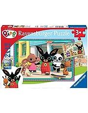 Ravensburger 76185 Bing Bunny Bing Bunny Kinderpuzzel, Multicolor
