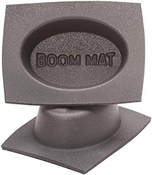 DEI 050341 Boom Mat 6.75 Round Slim Speaker Baffle Pack of 2