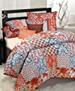Republic Morocco Comforter Set (8-Piece), Queen