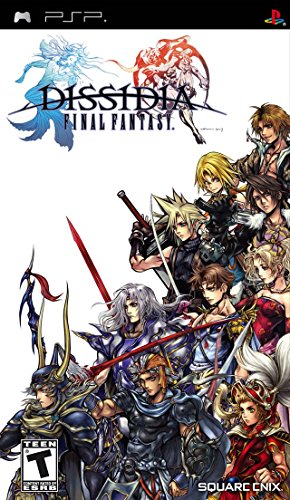 Dissidia Final Fantasy   Sony Psp