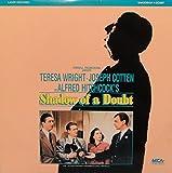 Shadow of a Doubt (1943) (Laserdisc) (Laser Disc) - Hitchcock