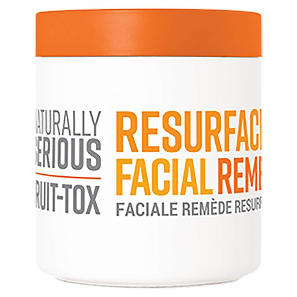 Naturally Serious - Fruit-Tox Natural Resurfacing Facial Remedy | Clean Skincare, Vegan, Cruelty-Free, Gluten-Free (3.4 fl oz | 100 ml)