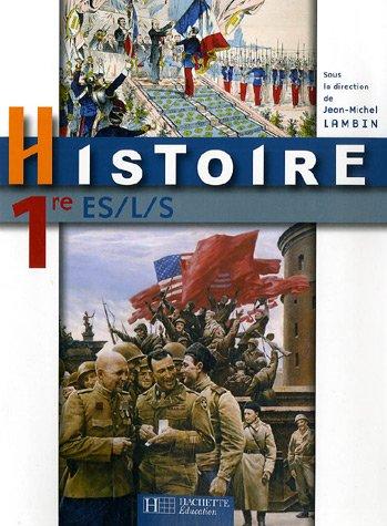 Histoire 1re ES/L/S