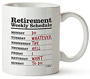 Amazon Com Funny Retirement Gifts For Women Men Dad Mom Retirement Coffee Mug Gift Retired