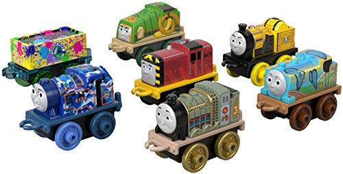 Fisher-Price Thomas & Friends MINIS, 7-Pack #3 (Fisher Price Thomas And Friends Minis 7 Pack)