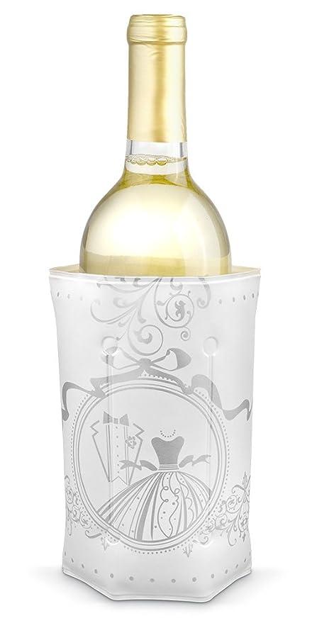 Epic Products - Enfriador de botellas de vino para él y para ella ...
