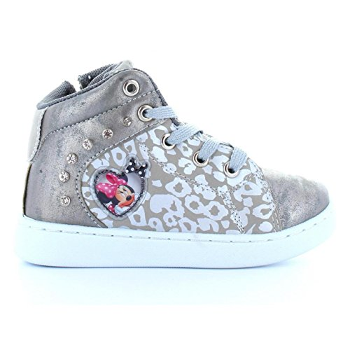 Bottines pour Fille DISNEY S16305G 122 SILVER