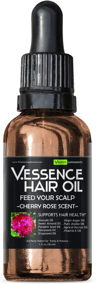 Hair Oil Bundle 6 Pack of Difference Scents by Velocity Supplements (Image #4)