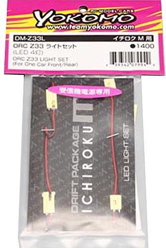 - Yokomo DM-Z33L Light Set for Orc Z33 4 LED