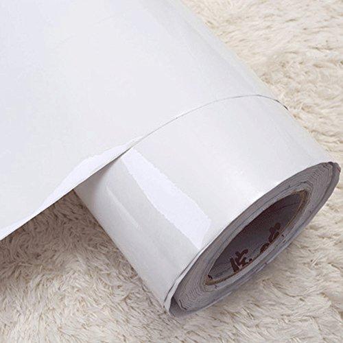 YIZUNNU Kitchen Sticker PVC Self Adhesive Sheet Cabinets Wardrobe,24x98 Inch,Flash Point (Old Mother Cupboard)