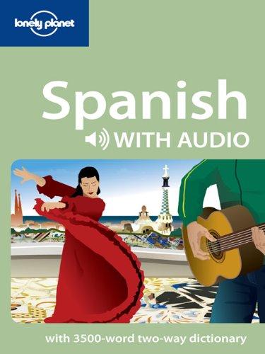 Lonely Planet Spanish Phrasebook & Audio cover