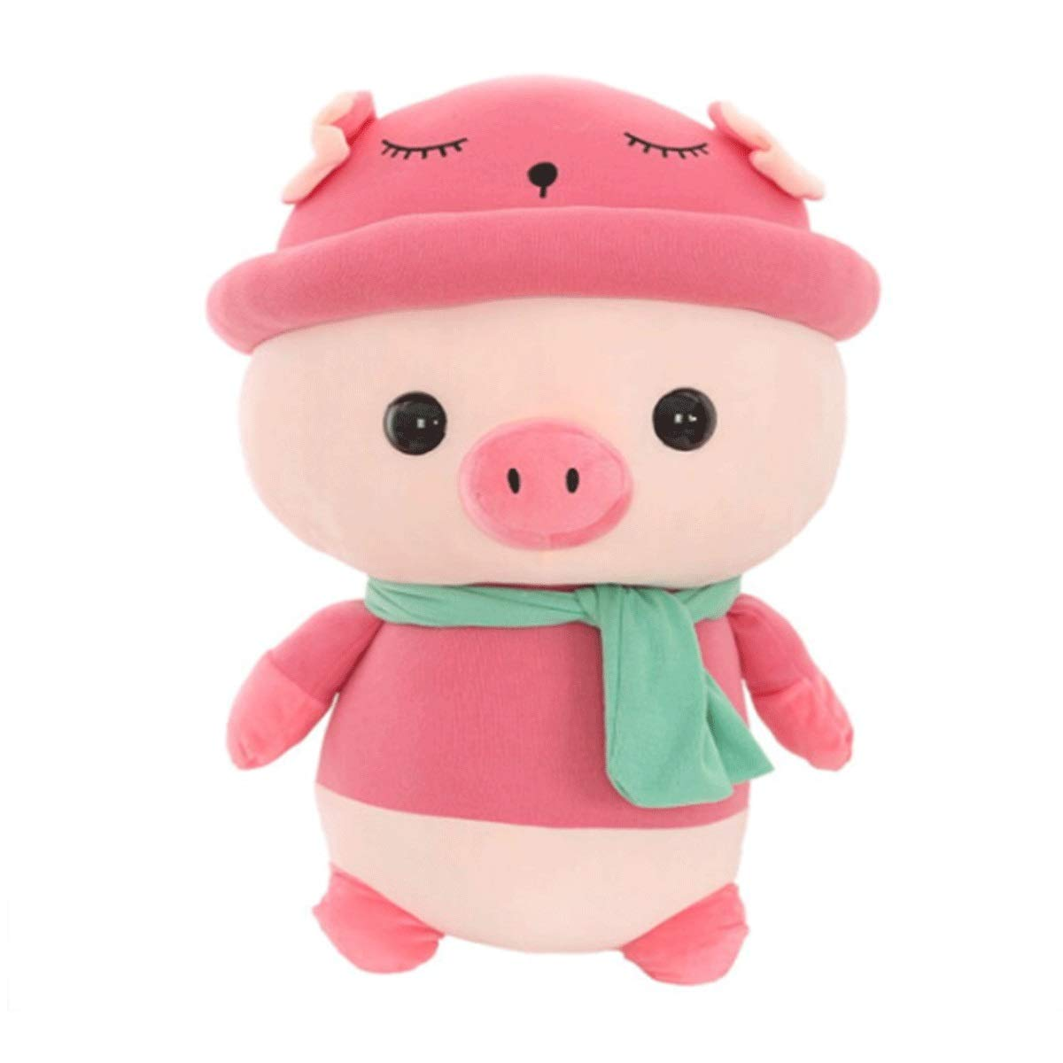 8haowenju Plush Toys, Cute Plush Toy Pigs, Doll Sleeping Pillows, Birthday Gifts, Pig Year Mascots, Multiple colors and Sizes, Best Gift Latest Models