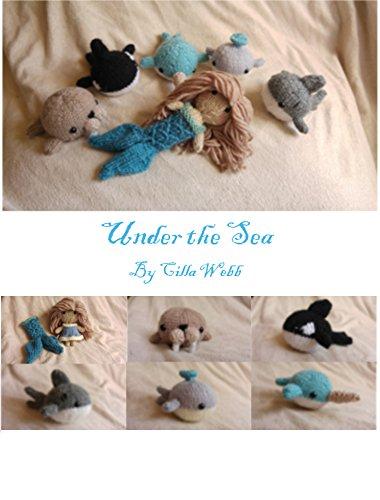 Under The Sea Amigurumi Knitting Pattern An Ebook Full Of Knitting