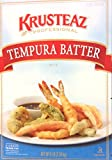 5 Pound Krusteaz Tempura Batter Mix Just Add Water No MSG Added Zero Grams Trans Fat Restaurant Quality